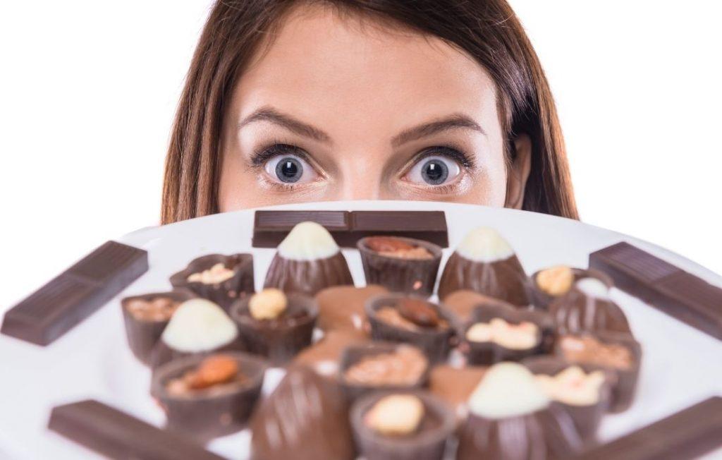 Θέλεις γλυκό στο προεμμηνοροϊκό σύνδρομο