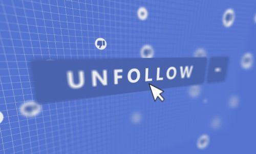 10 λόγοι για unfollow