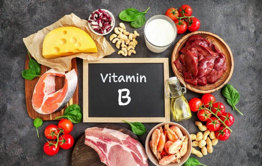 Οι τροφές που περιέχουν βιταμίνη Β για γνωστική και εγκεφαλική απόδοη