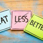 Πώς να χορταίνουμε περισσότερο τρώγοντας λιγότερο…!