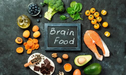 διατροφή για βέλτιστη εγκεφαλική και γνωστική απόδοση