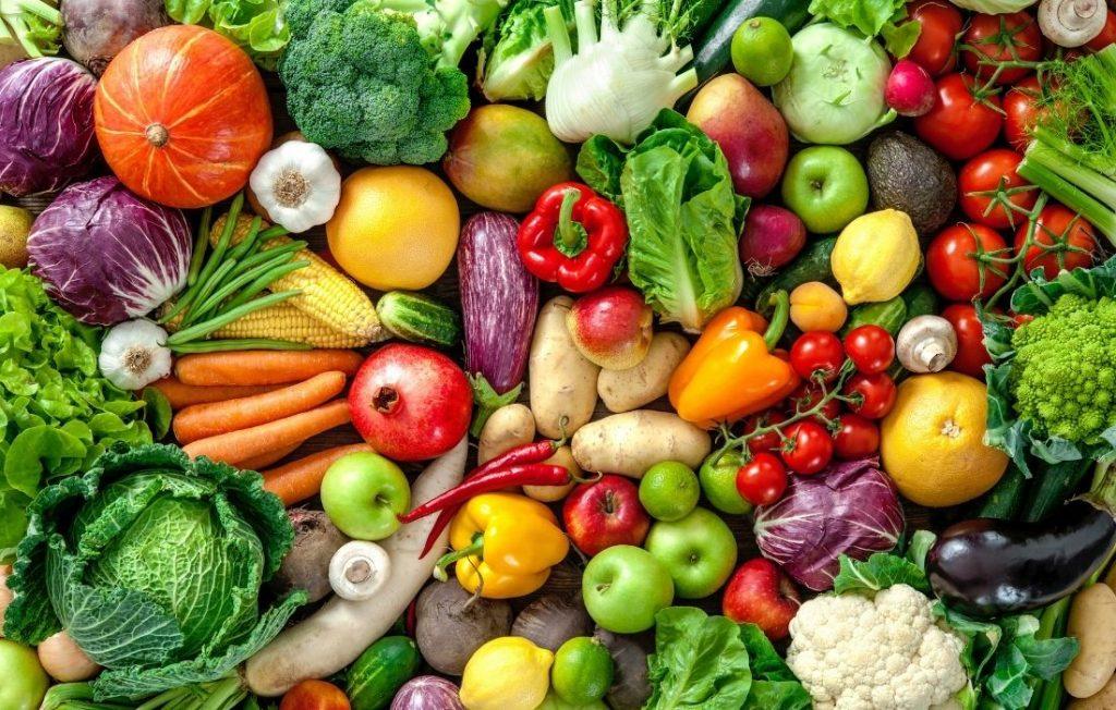 τα παιδιά δεν τρώνε φρούτα και λαχανικά