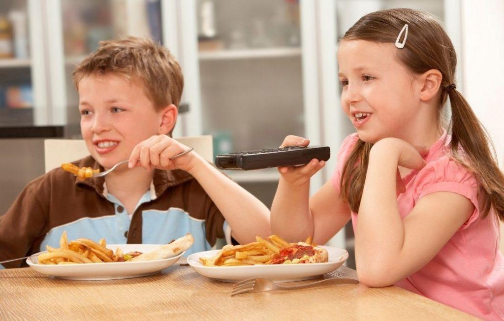ΜΜΕ παιδική διατροφή