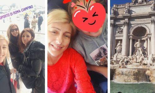πριν δύο χρόνια τέτοια μέρα στη Ρώμη