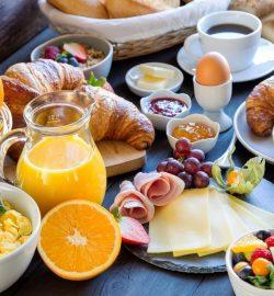 η ανατομία ενός τέλειου πρωΐνού με συνδυασμούς τροφών απο όλες τις ομάδες