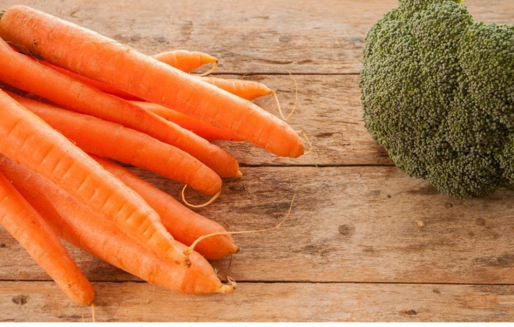 ποια λαχανικά έχουην βιταμίνες A B C και E για υγιές και λαμπερό δέρμα
