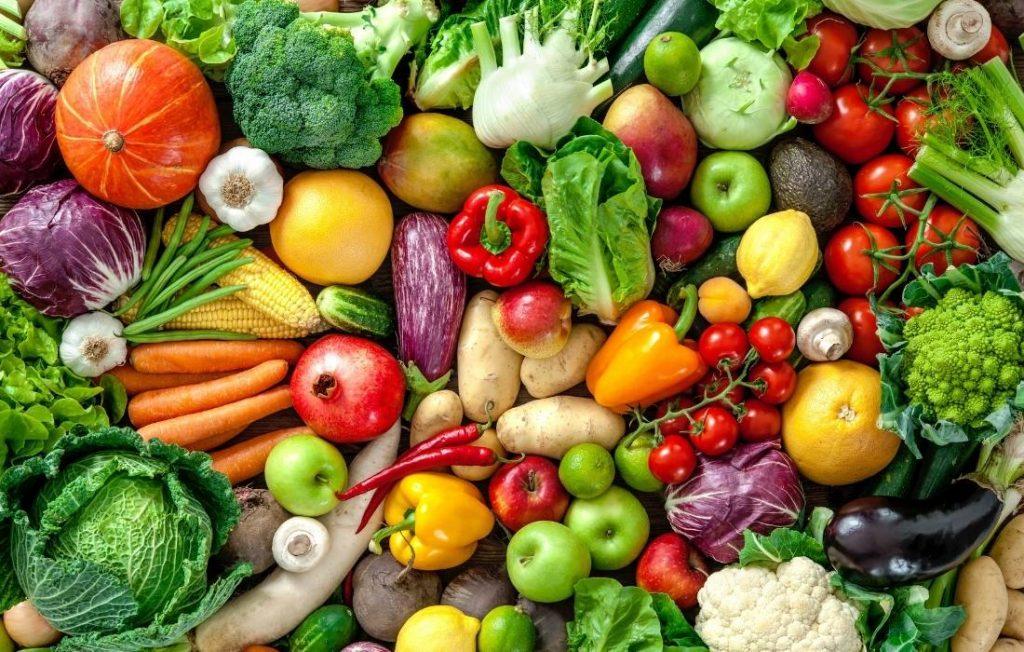 εστιάστε στα λαχανικά κατά την περίοδο της νηστείας
