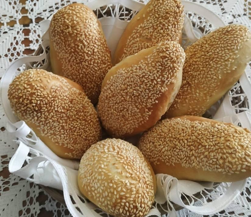 συνταγή για τα πιο νόστιμα, εύκολα και αφράτα ψωμάκια