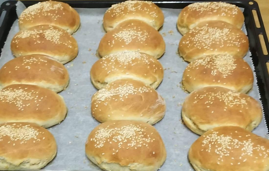 Αφράτα ψωμάκια
