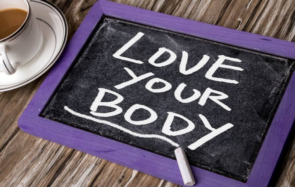 να αγαπάς το σώμα σου
