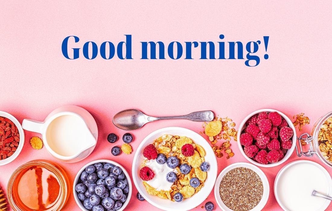 θρεπτικά καλοκαιρινά πρωινά